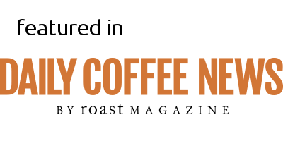 Featured in Daily Coffee News